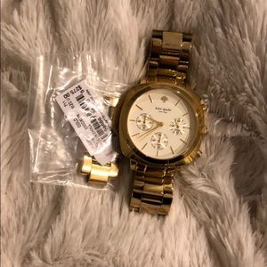 Kate Spade Gold Watch